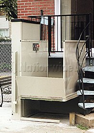 Apex Green Wheelchair Lift