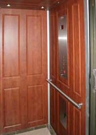 Freedom Green Home Elevator