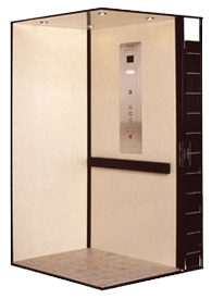 Elevator systems home elevator lift systems residential for Home elevator kits