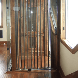 Freedom hydro hydraulic home residential elevator for Elevator home cost