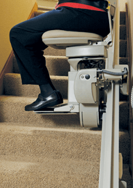 Indy Curve Residential Stair Lift