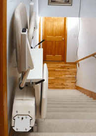 Indy Pinnacle Residential Stair Lift