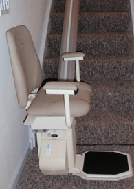 Indy XL Residential Stair Lift