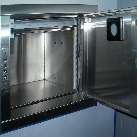 Dumbwaiters in home or commercial dumb waiter electric for Home elevator kits