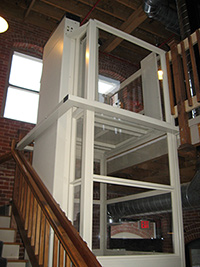 lift-style home elevators for disabled people