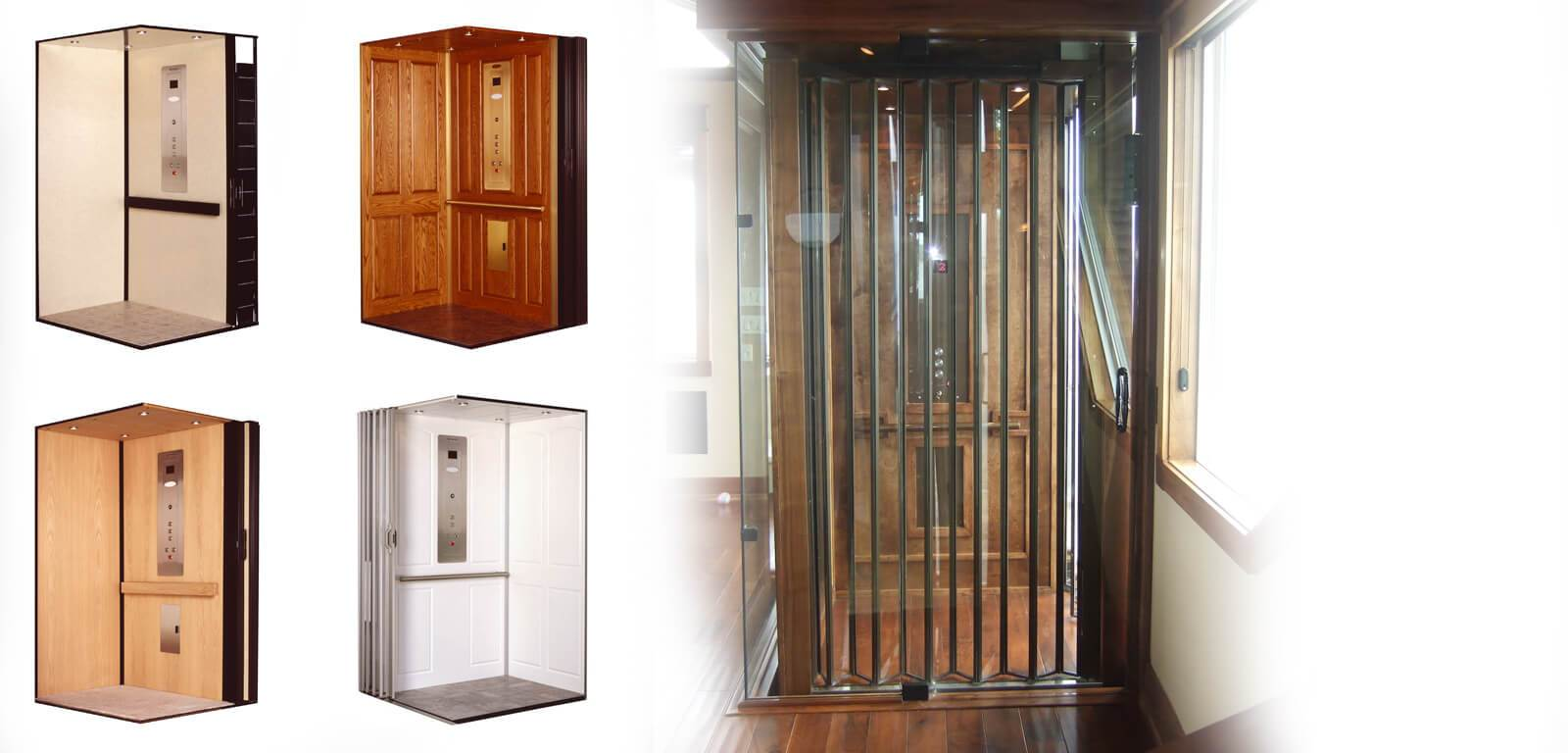 Remarkable home elevator design images ideas house for Price of home elevator