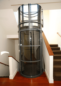 Cost of home elevators residential elevator prices quote for Small elevator for home price