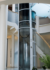 Pnuematic Vacuum Elevator For Home Use Vision 550