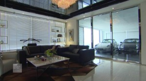 Hamilton Scotts apartments Singapore car elevators