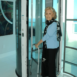 Vision Series Glass Elevators